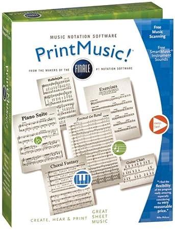 PrintMusic 2004