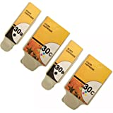 4x Inks Kodak 30 BK & CL Compatible High Capacity Ink Cartridges For Kodak ESP 1.2 3.2 3.2S C110 C310 C315 C100 C300 ESP Office 2150 2170 2100 Hero 3.1 Hero 5.1 AIO (All-In-One) Printers