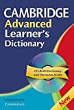 PONS Cambridge Advanced Learner's Dictionary. Inkl. CD-ROM