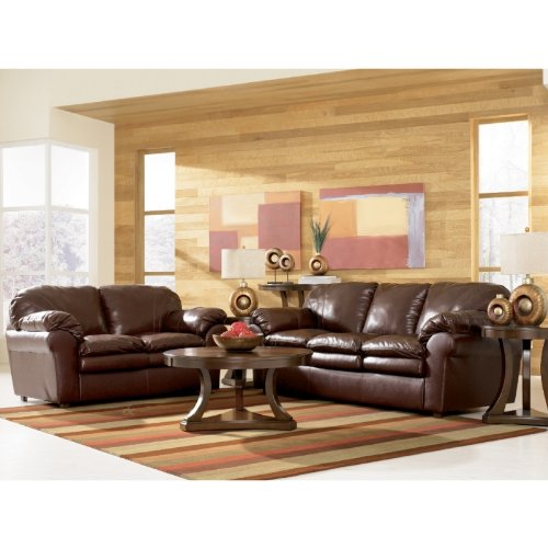 Buy Low Price AtHomeMart Auburn Sofa, Loveseat, Chair, and Ottoman Set (ASLY4120038_4120035_4120020_4120014_4PC)