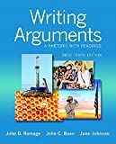 img - for Writing Arguments: A Rhetoric with Readings, Brief Edition (10th Edition) book / textbook / text book
