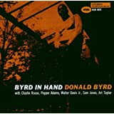 Byrd In Handby Donald Byrd