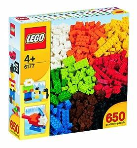 LEGO 6177 - Piezas básicas [versión en inglés]