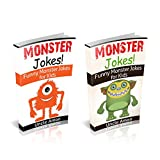 Monster Jokes for Kids Collection: 2-BOOKS-IN-1