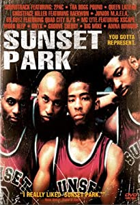 "Cover of ""Sunset Park"""