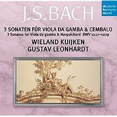 bach - J.S. Bach : sonates pour viole de gambe et clavecin 51V6EDVT5HL._AA240_