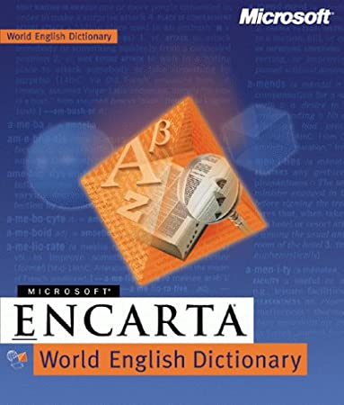 Microsoft Encarta World English Dictionary