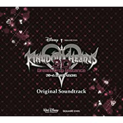 KINGDOM HEARTS Dream Drop Distance �I���W�i���E�T�E���h�g���b�N