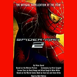 Spider-Man 2 Audiobook