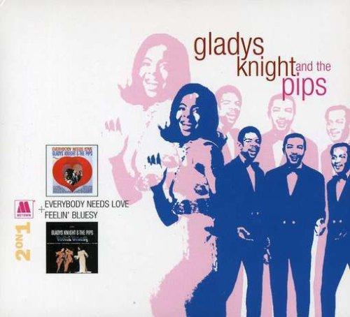 Gladys Knight & The Pips - Everybody Needs Love//Bluesy - Zortam Music