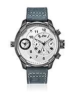 JBW Reloj con movimiento cuarzo suizo Man 46 mm