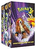 echange, troc Coffret Pokémon 3 VHS : Pokémon : Le Film / Pokémon 2 : Le Pouvoir est en toi / Pokémon 3 : Le Sort des Zarbi