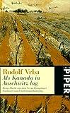 Als Kanada in Auschwitz lag von Rudolf Vrba