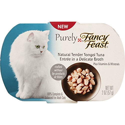 Fancy Cat Food 2OZ