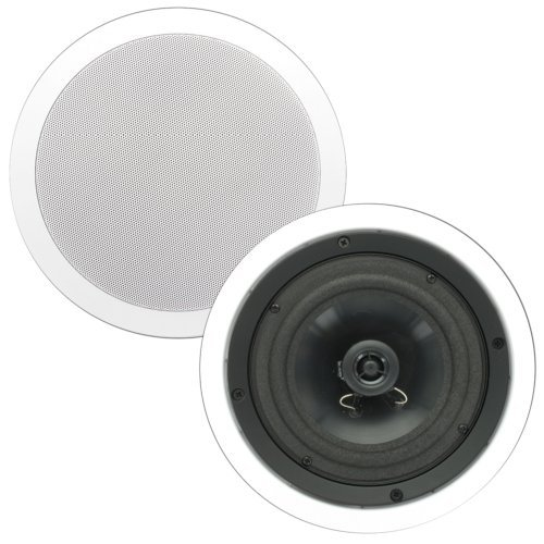 Theater Solutions Cs6C 6.5 -Inch In Ceiling Surround Home Theater Contractor Pair