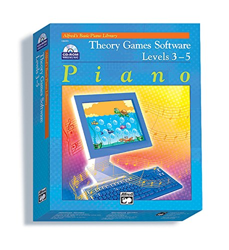 Theory Games for Windows/Macintosh  -- Levels 3, 4, 5