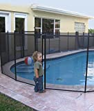 Water Warden In Ground Pool Safety Fence 4' x 12' Section