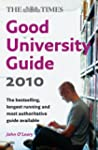 The Times Good University Guide 2010...