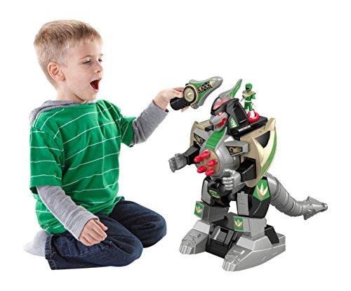 Fisher-Price Imaginext Power Rangers Green Ranger & Dragonzord RC