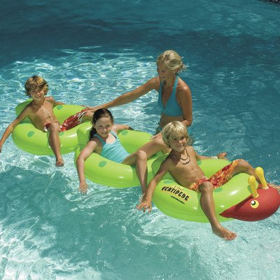 Swimline The Centipede Pool Toy front-610040