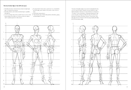 Figure Drawing for Fashion Design (Fashion & Textiles): Neuauflage (Pepin Press Design Books) [Paperback]