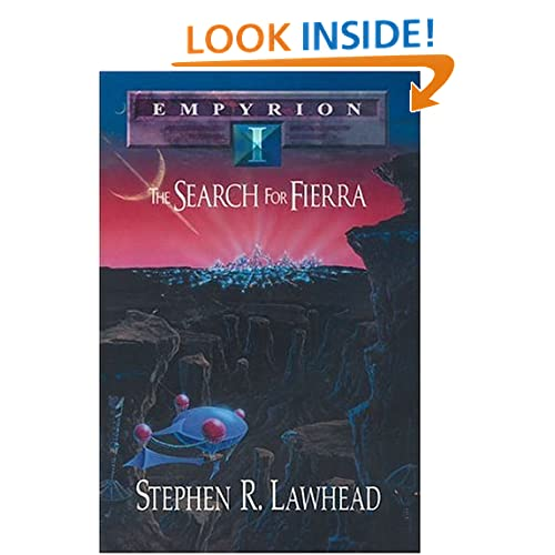 The Search for Fierra (Empyrion, Book 1)