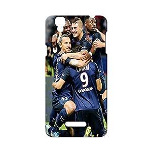 BLUEDIO Designer Printed Back case cover for Micromax Yu Yureka - G5004