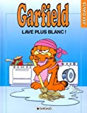 Garfield lave plus blanc