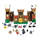Fisher Price Imaginext Eagle Talon Castle Bonus Pack