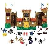 Fisher-Price Imaginext Eagle Talon Castle Bonus Pack