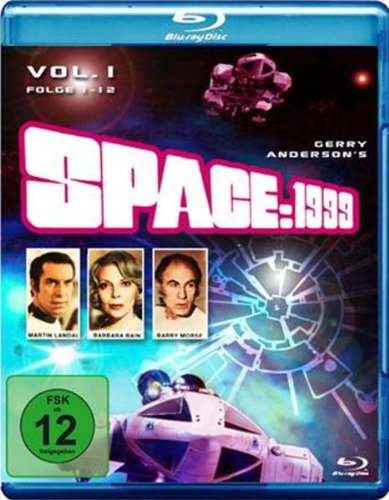 Gerry Anderson's SPACE: 1999 - Vol. 1, Folge 1-12 [Blu-ray]