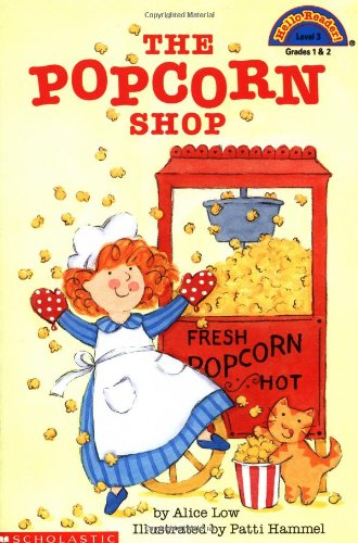 The Popcorn Shop (Hello Reader!, Level 3)