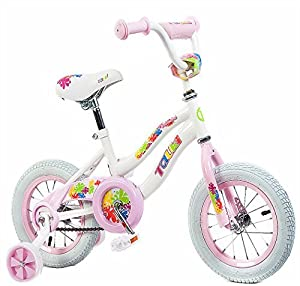 Tauki™ 12 Inch Girl Bike