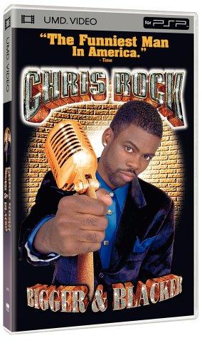 Chris Rock Bigger and Blacker UMD for PSP
