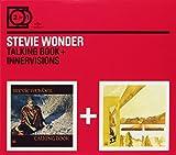 2 For 1: Talking Book / Innervisions Stevie Wonder