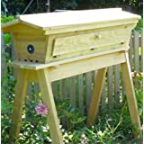 The Garden Hive - Natural Cypress ~ Rawleigh Woodworking,...