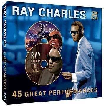 Ray Charles - 45 Great Performances - Zortam Music