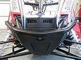 JT Sports 2011年から Polaris RMK Front Bumper Hammered Black [POLARIS RMK フロントバンパー] スノーモービルパーツ POLARISパーツ