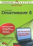 echange, troc Stéphane Colombot - Dreamweaver 8 : Macromedia