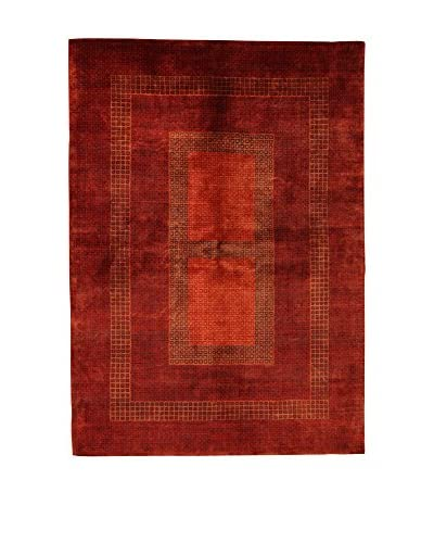 Design Community By Loomier Alfombra In Mirzapur Rojo