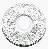 "WESTINGHOUSE 77028 Victorian 16"" Ceiling Medallion Rosette Fan"