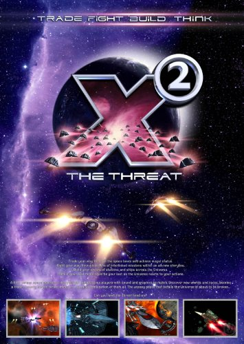 X2 The Threat [Online Game Code]