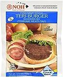 NOH Hawaiian Style Teri-Burger, 1.5-Ounce Packet, (Pack of 12)