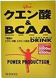 クエン酸&BCAA 12.4g×10本 グレープフルーツ味