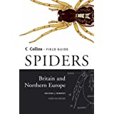 Spiders of Britain and Northern Europe (Collins Field Guide)by Michael J. Roberts