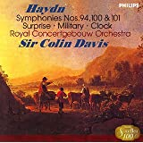 ハイドン:交響曲第94番&第100番&第101番
