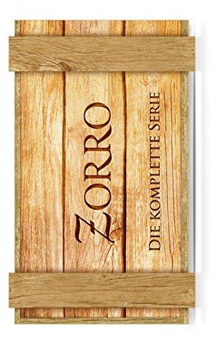 Zorro - Die komplette Serie (Limited Holzbox Edition) [14 DVDs]