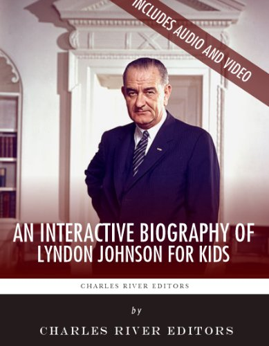 a biography of lyndon baines johnson Biographies for children biography of lyndon baines johnson for elementry and middle school students fun online educational games and worksheets are provided free for each biography.