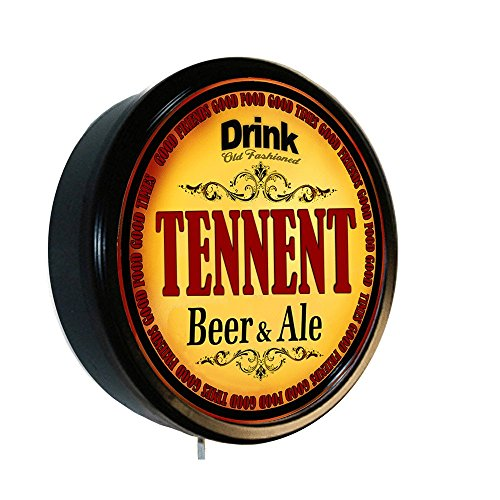 Tennent Beer