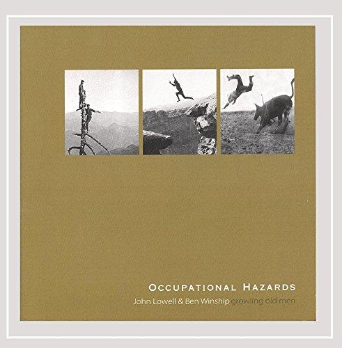 CD : GROWLING OLD MEN - Occupational Hazards
